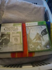 two Xbox 360 games Edmonton, T5K 2R1