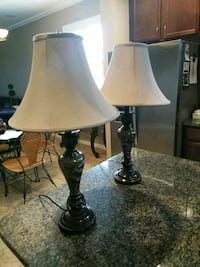 Lamps....$30 for both. $15 each Lithia, 33547