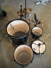 First Act Drum Set Calgary, T3C