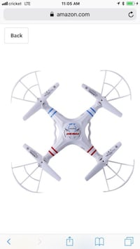 Brand new FPVRC drone with camera