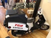 Brand New TGB Commercial Scooter Never Ridden Zero Miles Awesome MPG