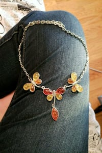 Butterfly necklace  Toronto, M2R 3E2
