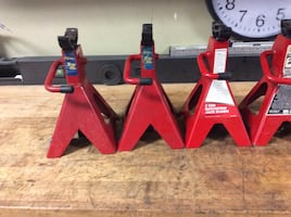 Jack stands -- 2 ton