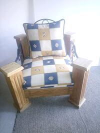 Sofa set for sale. In this picture showing the single one.  Milton, L9T 8G1
