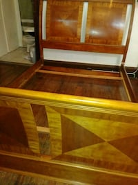 Queen Size Bed Frame New Orleans, 70116