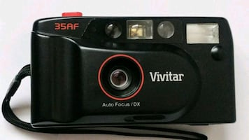 VIVITAR 35AF Point & Shoot 35mm Camera