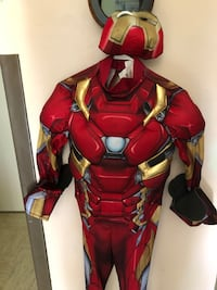 IRON MAN COSTUME Ventura, 93001