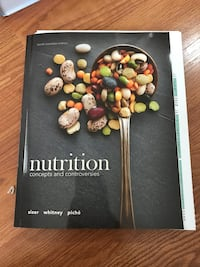Nutrition Textbook Mississauga, L5W 1H2