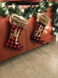 Personalized Christmas stockings! Kitchener, N2E 0C1