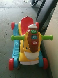 Toddler toy electronic  ride on pick up anytime Warren