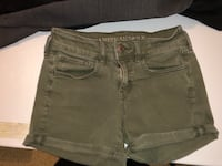 American eagle high waisted shorts  North Vancouver, V7L 3G9