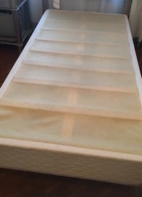 TWIN BOXSPRING- NOT DOUBLE OR QUEEN OR KING Laval, H7G 5M2