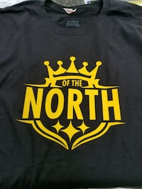 Brand new steelers king of the north t shirt Duncansville, 16635