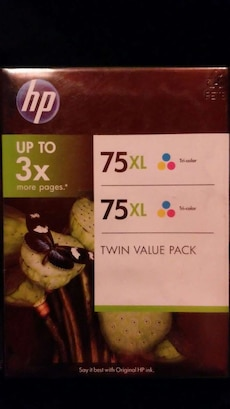 HP Twin Value Pack