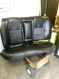 Rear seats subaru WRX And front seats leather Burbank, 91502