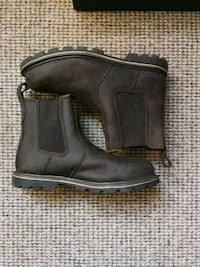Dickies work boots in brown with front metal cap Worcestershire, WR1 1NH