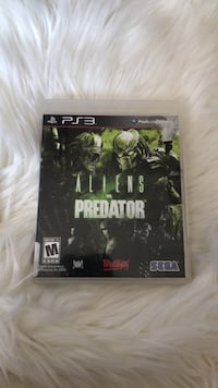 Aliens vs predators ps3 game Ottawa, K2J