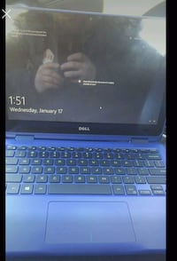 black and blue HP laptop Albertville, 35951