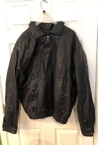 La' Moda men's leather coat size 3XL Manassas, 20112