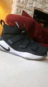Lebron nike zoom basketball shoes