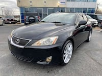 Lexus IS 250 2008 Fredericksburg