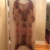 Tracy Reese Beaded Dress Washington