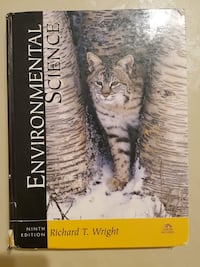 Environmental Science Textbook Mississauga, L5N 2C4