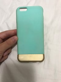 Mint and Gold iPhone 6/6s Case Bethesda, 20817