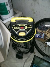 Stanley 8 Gallons Dry/Wet Vac Mississauga, L5A 4P1