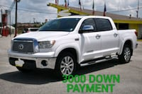 Toyota - Tundra - 2013 with 3000 of down payment  Houston