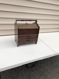 Sewing box Cohoes, 12047