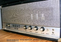 Historic Dave West 50 watt Avalon guitar tube amp  Woodstock, 22664