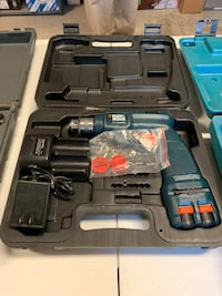 Black & Decker Versapak Drill with Battery and Charger