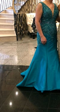 Evening Gown from Amanda Linas Mississauga