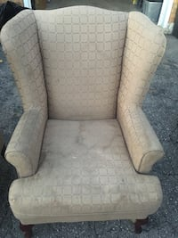 PERFECT FOR REUPHOLSTERING!  A steal of a deal and ready for a new look!  Mississauga, L5N 4K5