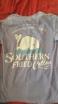 southern fried cotton shirt  Evans, 30809