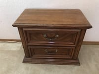 End Table with 2 Drawers Oklahoma City, 73012