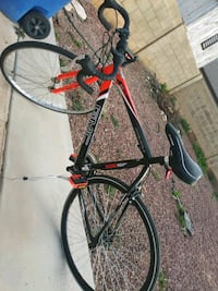 black and red road bike Chandler, 85224