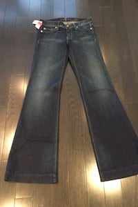 7 for all mankind women's jeans Vaughan, L6A 0K8