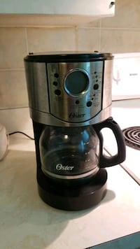 Oster Coffee Maker Kitchener, N2C 1R7