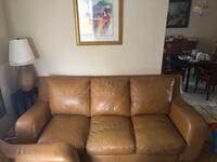 Leather Couch Fair Lawn, 07410