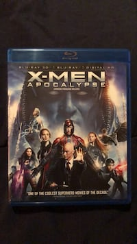 X-Men Apocalypse 3D & Blu-ray Combo Welland, L3C 1M8