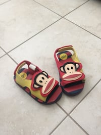 Boys Toddlers shoes size 8-10 Vaughan, L0J 3X6