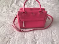 Pink Kate spade authentic purse brand new with tag  Mississauga, L5M 6T2