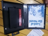 Sega Master System Lord of the sword