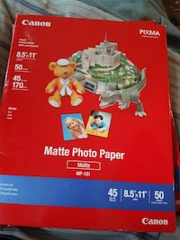 Canon Matte Photo paper Smithsburg, 21783