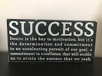 Success quote sign North Charleston, 29406