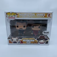 Walking Dead - Negan & Carl Grimes 2-Pack BAM! Exclusive (Funko Pop!) Toronto, M9C 1C9