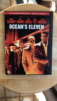 Ocean's Eleven DVD Movie