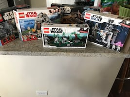 LEGO Star Wars Set Lot